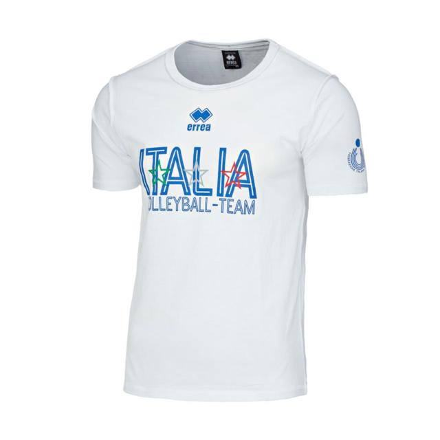 T_SHIRT M_C NAZIONALE ITALIANA VOLLEY